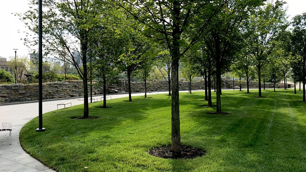 National Veterans Memorial and Museum - Outside