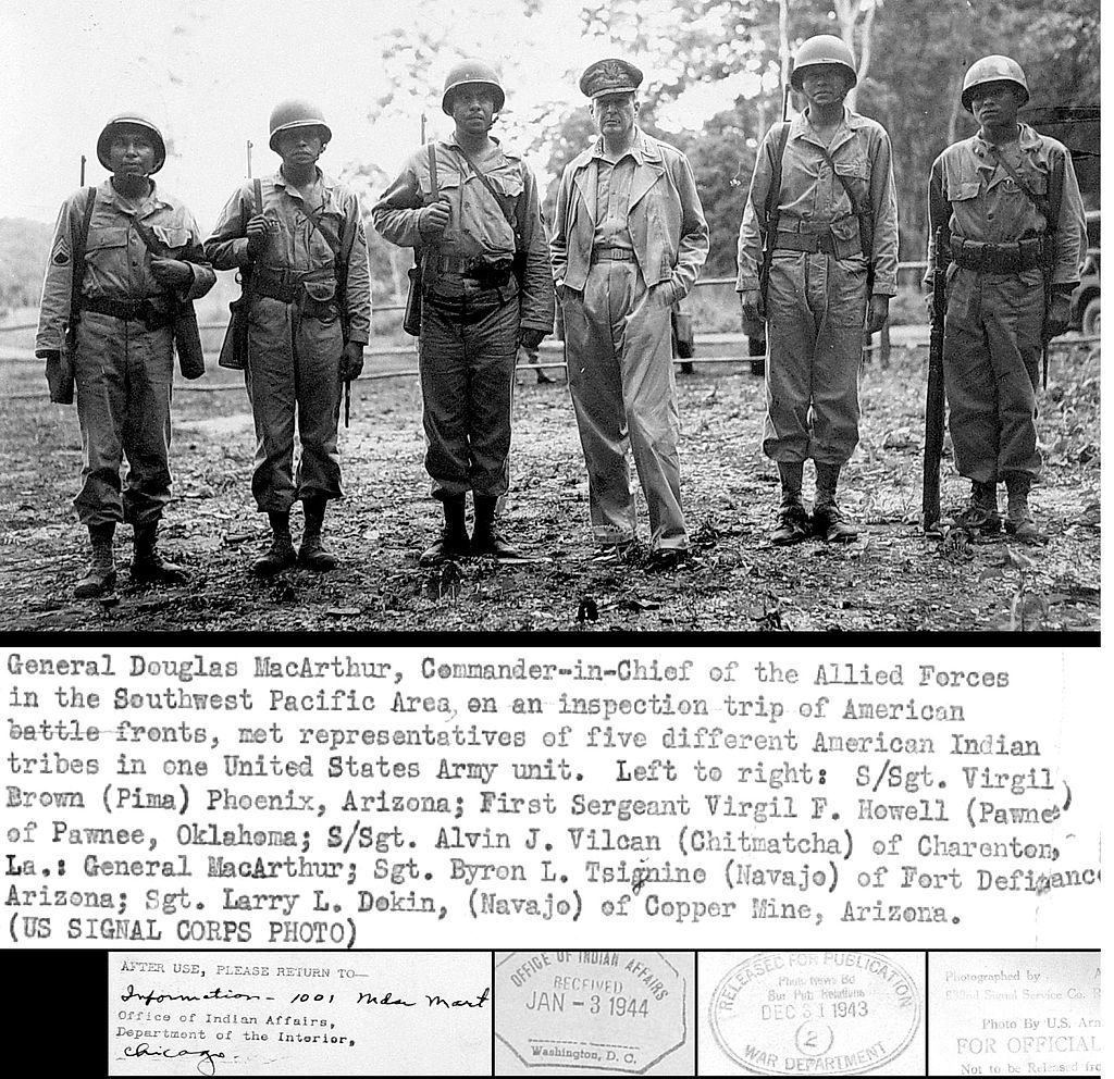 Code Talkers_US Army