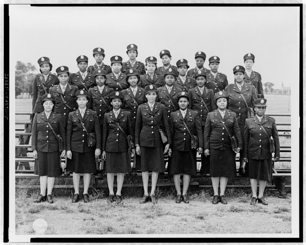 African American Women in the Military